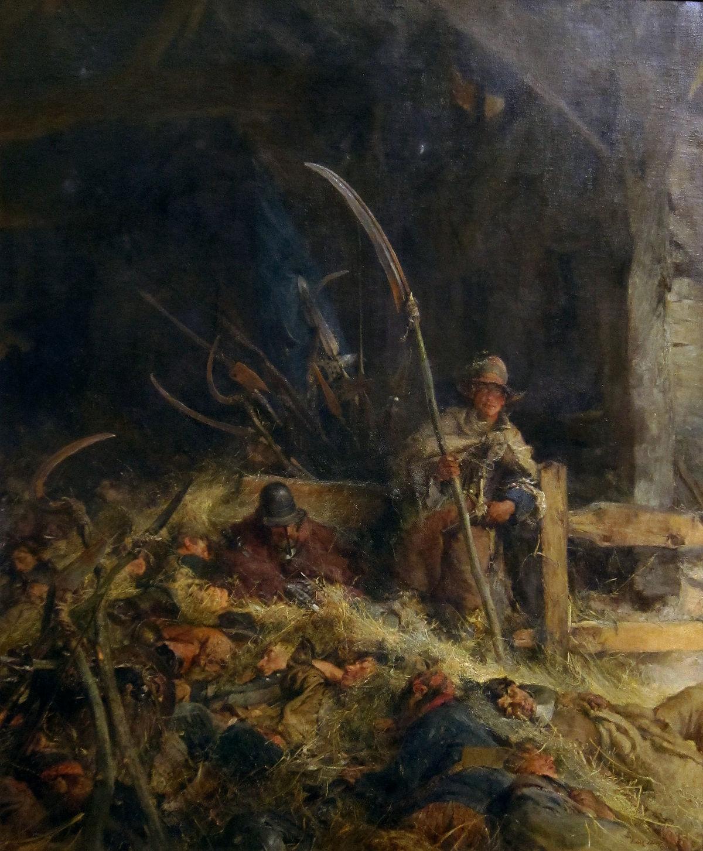 The Monmouth Rebellion