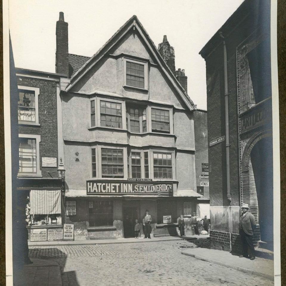 Bristol's oldest pub