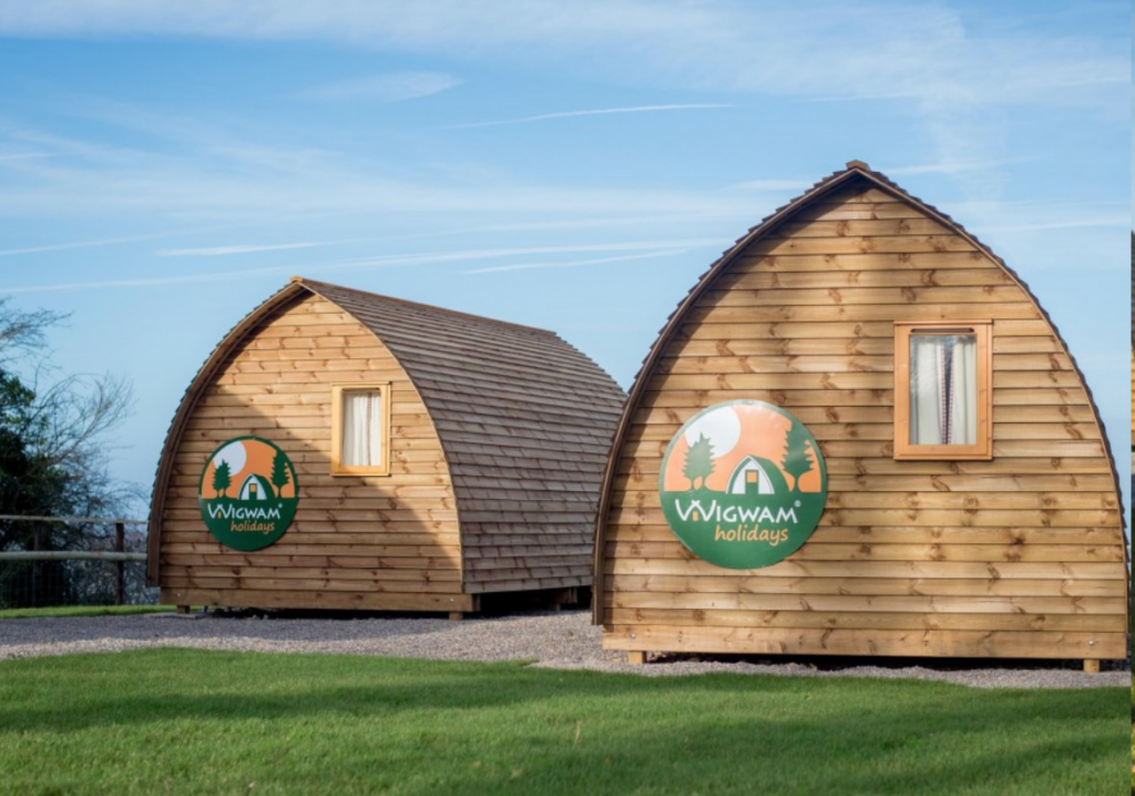 Bristol view glamping budget accommodation