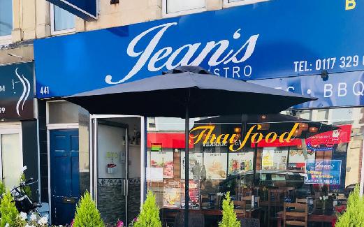 Jean's Bistro Bristol