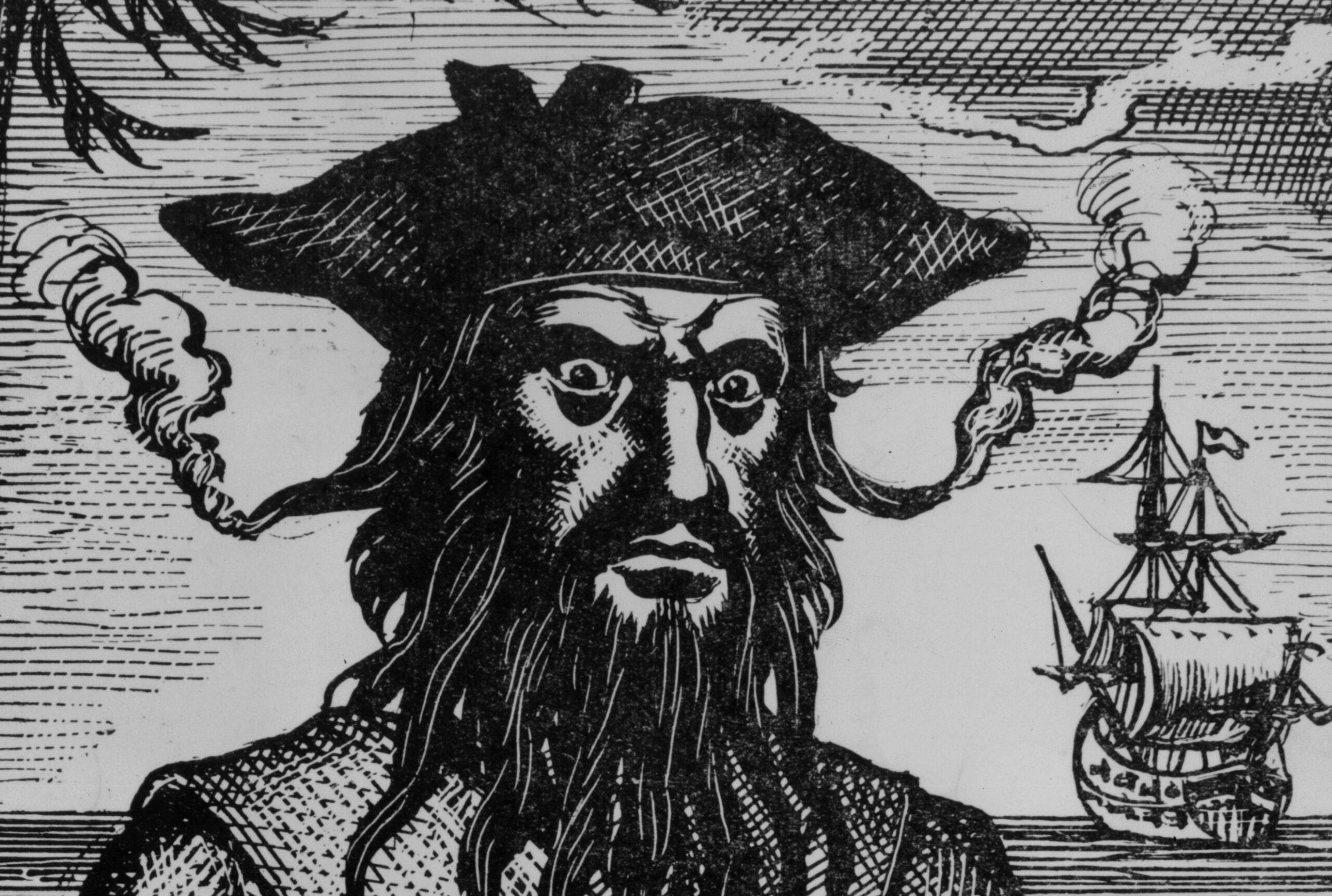 Blackbeard The Hatchett Inn