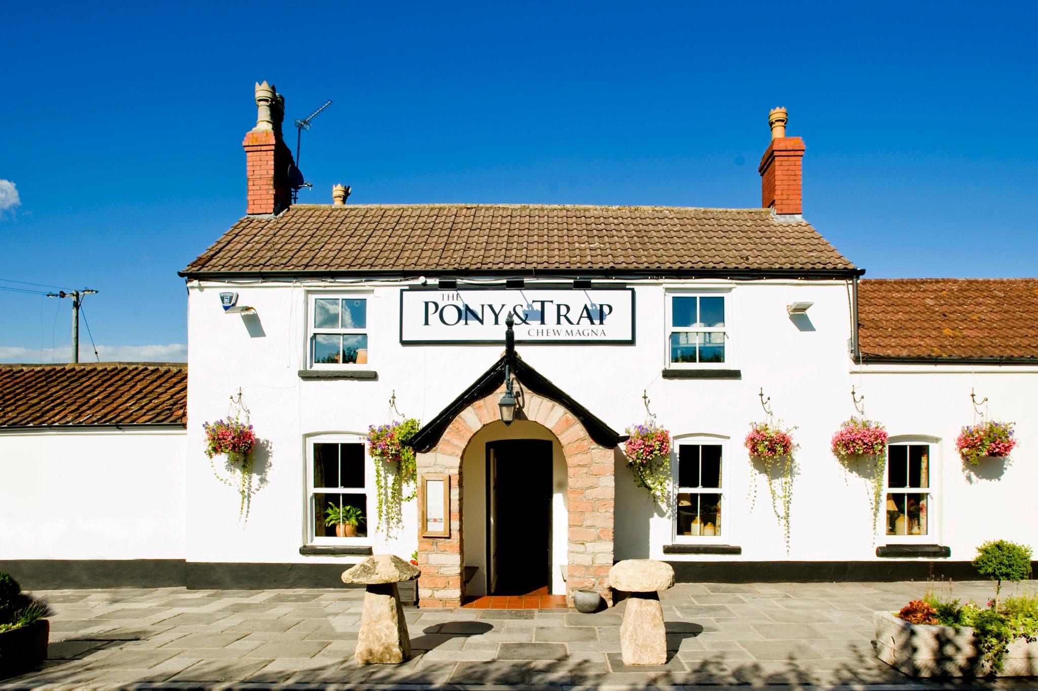 The Pony & Trap Bristol Michelin Star