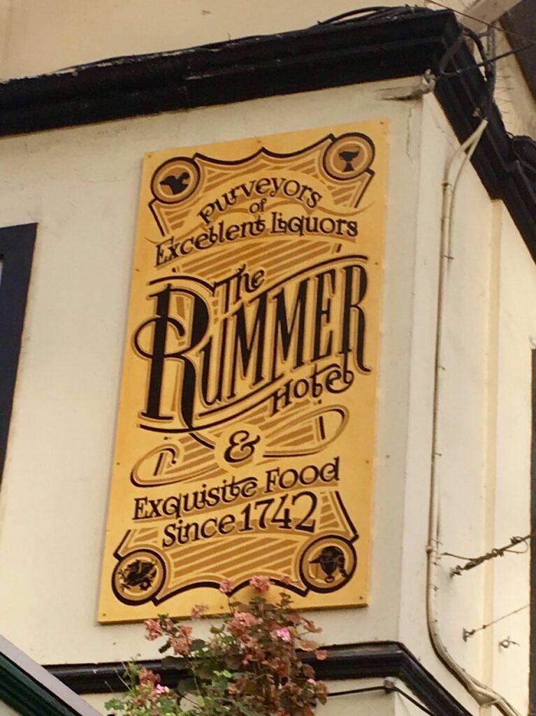 The Rummer Pub Bristol