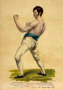 Henry Pearce Boxer