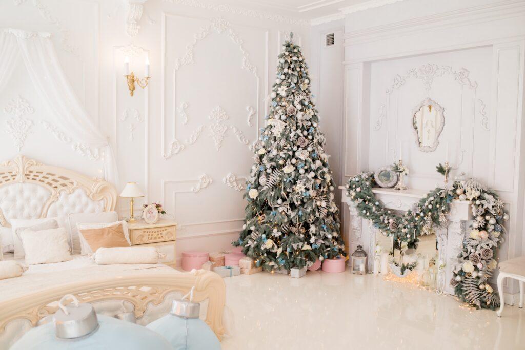 christmas trees in bristol