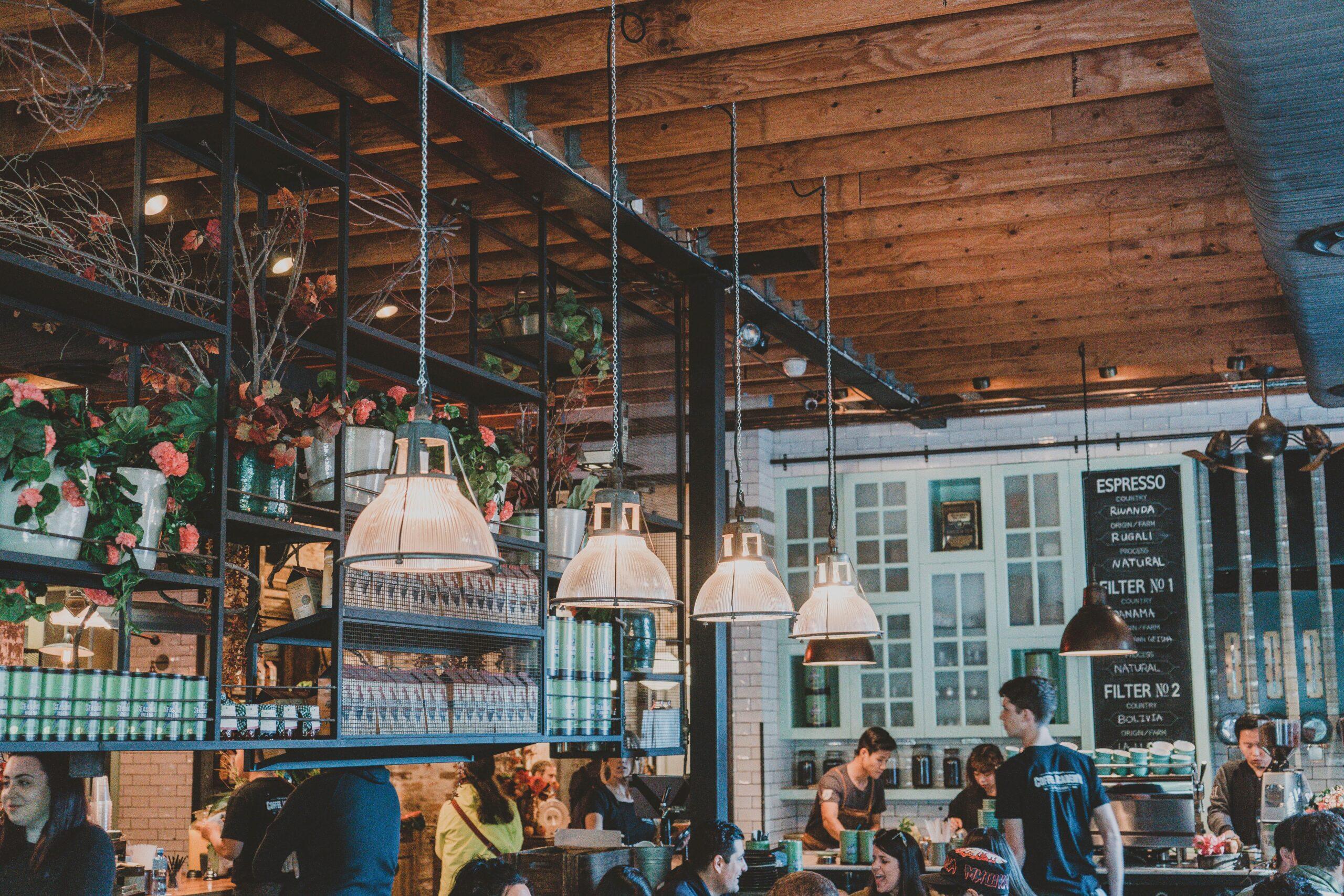 The Best Restaurants Near Cabot Circus
