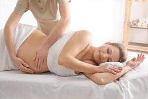 pregnancy massage in bristol