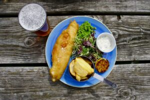 best fish and chips bristol