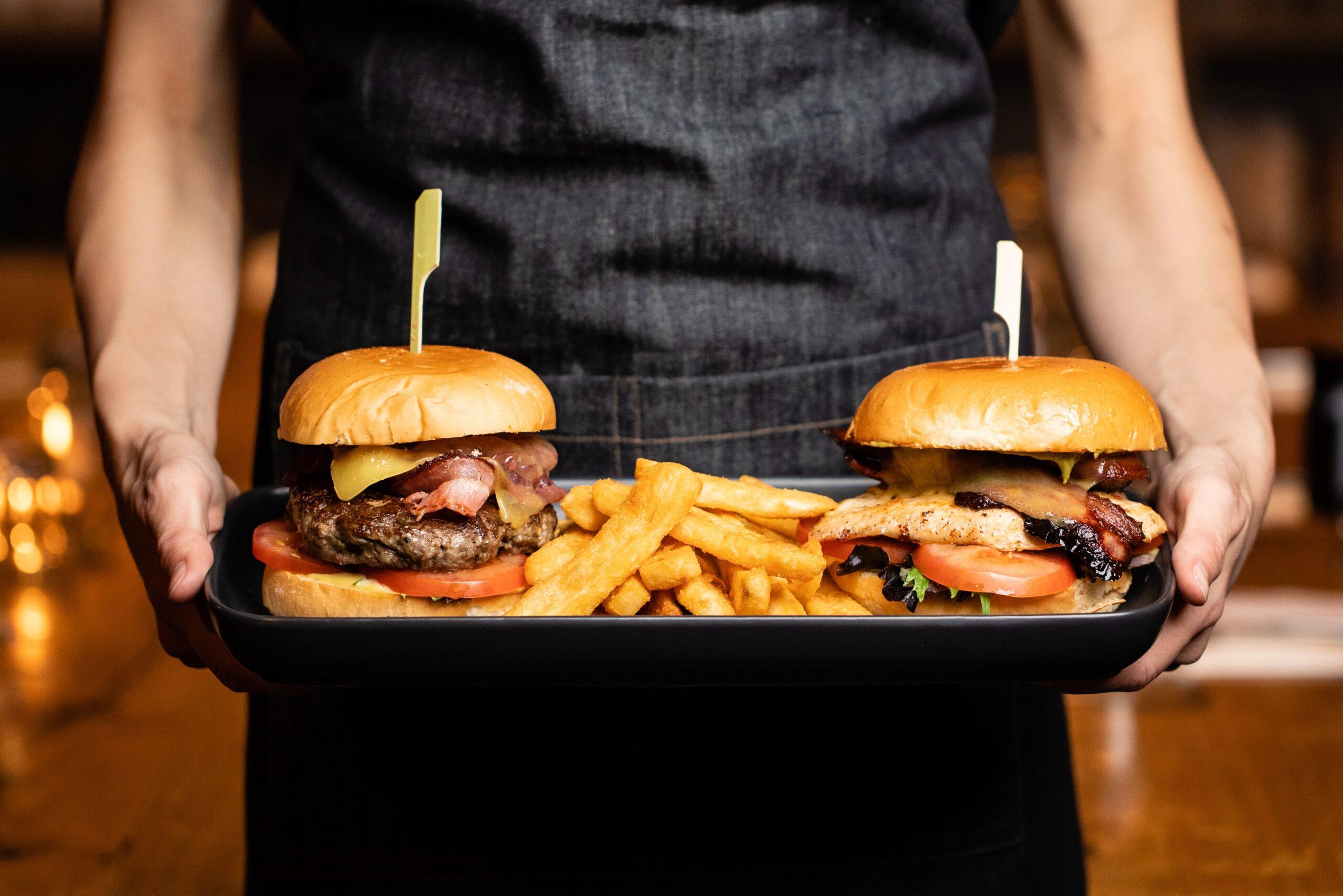 best burger in Bristol